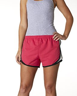 Ladies Velocity Shorts-Boxercraft