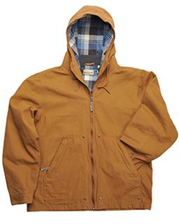 Mens Tall Hooded Navigator Jacket-