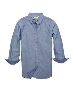 Ladies Classic Chambray Long-Sleeve Shirt-Backpacker