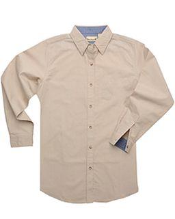 Ladies Wayfarer Rip Stop Long-Sleeve Shirt-