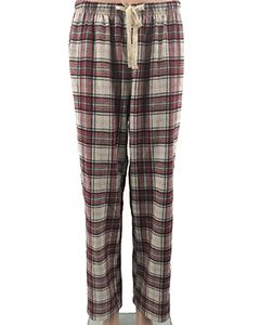 Ladies Flannel Lounge Pants-Backpacker
