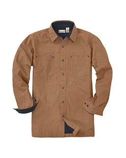 Mens Tall Great Outdoors Long-Sleeve Jac Shirt-