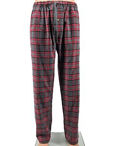 Mens Flannel Lounge Pants-