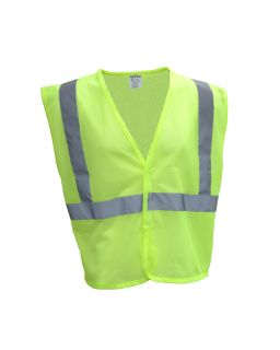 Adult Mesh Vest-Bright Shield