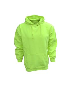 Adult Pullover Fleece Hood-Bright Shield