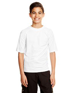Youth Rash Guard T-Shirt-Burnside