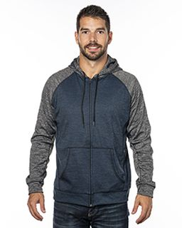 Mens Performance Hooded Sweatshirt-