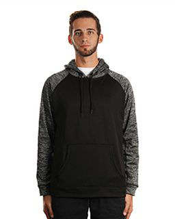 Mens Go Anywhere Performance Fleece Pullover-Burnside