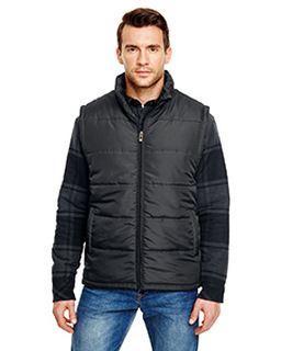 Adult Puffer Vest-Burnside