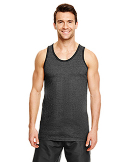 Adult Heathered Tank Top-Burnside