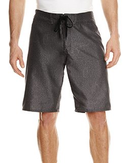 Mens Heathered Board Short-Burnside