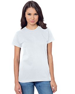 Ladies Union-Made 6.1 Oz., Cotton T-Shirt-