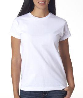 Ladies 6.1 Oz., 100&#37 Cotton T-Shirt-