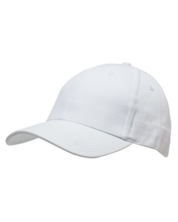 100% Washed Chino Cotton Twill Structured Cap-