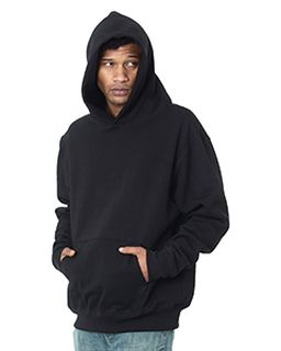 Adult Super Heavy Hooded Sweatshirt-Bayside