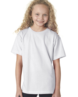 Youth 6.1 Oz., 100 % Cotton T-Shirt-