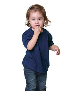 Toddler 5.4 Oz., 100% Cotton T-Shirt-