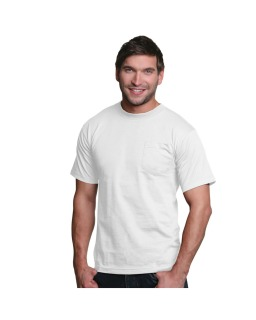 Adult Short-Sleeve T-Shirt With Pocket