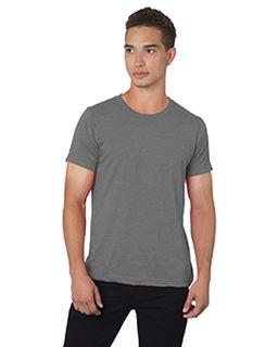 Unisex 4.2 Oz., 50/50 Fine Jersey T-Shirt-Bayside