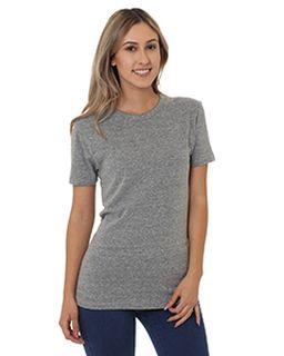 Ladies 4.2 Oz., Triblend T-Shirt-Bayside