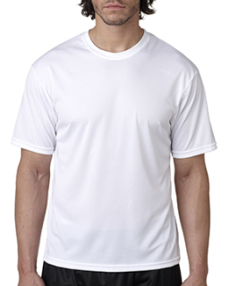 Mens 100% Poly Performance Short-Sleeve T-Shirt