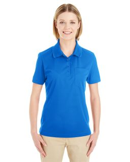 Ladies Origin Performance Pique Polo With Pocket