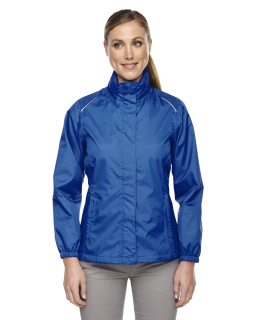 Ladies Climate Seam-Sealed Lightweight Variegated Ripstop Jacket