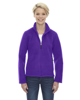 Ladie's Journey Fleece Jacket-Ash City - Core 365