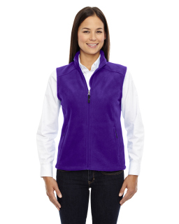 Ladie's Journey Fleece Vest-Ash City - Core 365
