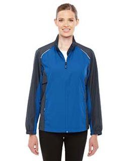 Ladies Stratus Colorblock Lightweight Jacket-Ash City - Core 365