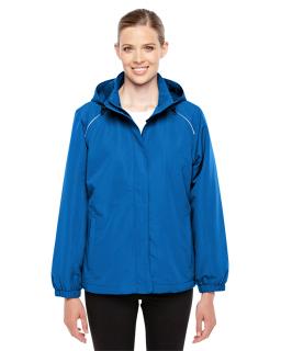 Ladies Profile Fleece-Lined All-Season Jacket