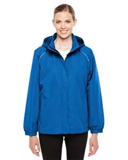Ladies Profile Fleece-Lined All-Season Jacket-Ash City - Core 365