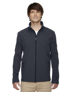 Mens Cruise Two-Layer Fleece Bonded Soft Shell Jacket