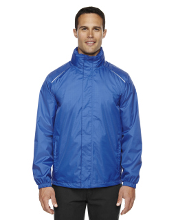 Mens Climate Seam-Sealed Lightweight Variegated Ripstop Jacket