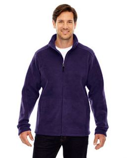 Mens Journey Fleece jacket-Ash City - Core 365
