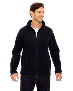 Mens Tall Journey Fleece Jacket-Ash City - Core 365