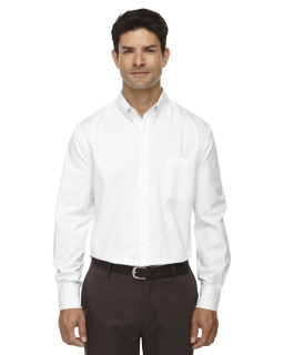 Mens Tall Operate Long-Sleeve Twill Shirt