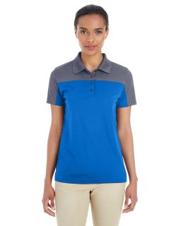 Ladies Balance Colorblock Performance Pique Polo