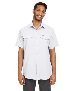 Mens Utilizer™ Ii Solid Performance Short-Sleeve Shirt-