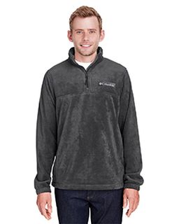 Mens Steens Mountain� Half-Zip Fleece Jacket-