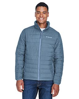 Mens Oyanta Trail™ Insulated Jacket-Columbia