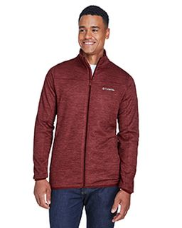Mens Birch Woods™ Ii Full-Zip Fleece Jacket-Columbia