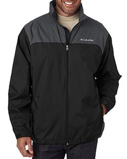 Mens Glennaker Lake� Rain Jacket-Columbia