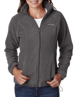 Ladies Benton Springs� Full-Zip Fleece-Columbia