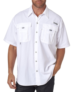 Mens Bahama™ Ii Short-Sleeve Shirt-Columbia