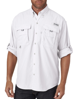 Mens Bahama™ Ii Long-Sleeve Shirt-Columbia