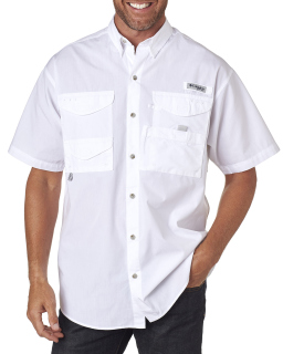 Mens Bonehead™ Short-Sleeve Shirt