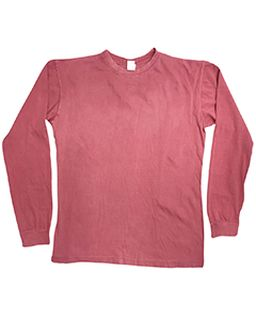 Long Sleeve T-Shirt-Collegiate Cotton