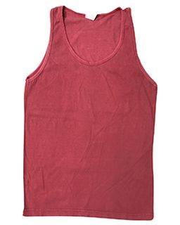 Tank Top-Collegiate Cotton