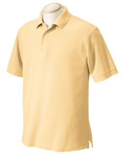 Mens Performance Plus Pique Polo-Chestnut Hill